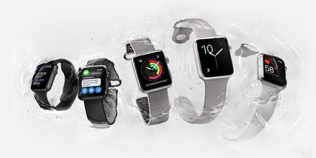 Apple tu tin tang san luong lap rap Watch 2 - Anh 1