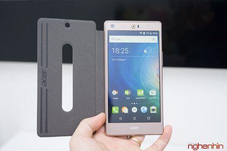 Khui hop dien thoai 3 SIM Acer Liquid X2 gia 6,9 trieu dong - Anh 1