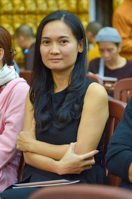 Vang Phuong Thanh, hang tram nguoi cau an cho Minh Thuan - Anh 4