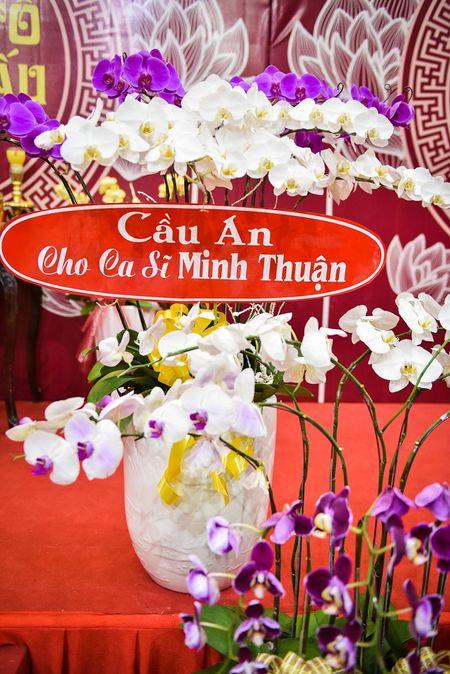 Vang Phuong Thanh, hang tram nguoi cau an cho Minh Thuan - Anh 5