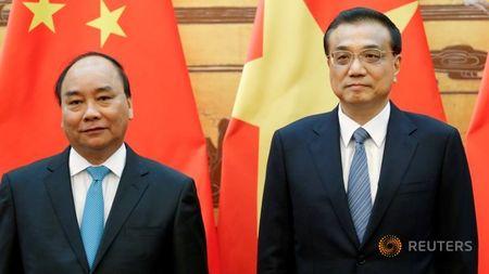 Thu tuong Trung Quoc noi muon duy tri hoa binh Bien Dong voi Viet Nam - Anh 1