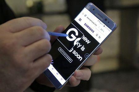 Samsung mat trang 22 ty USD vi Galaxy Note 7 - Anh 1