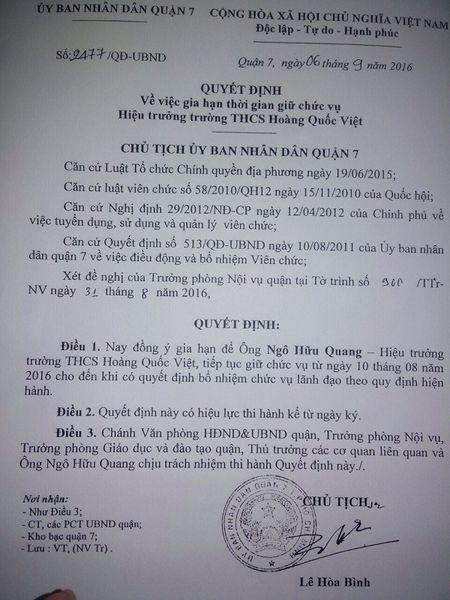 Chong tham nhung kieu… quan 7 - Anh 1
