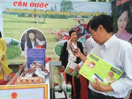 Nong san Long An thieu thi truong tieu thu - Anh 1
