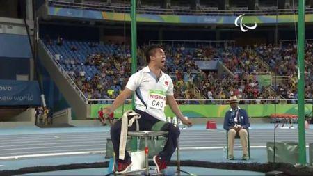 Paralympic Rio 2016: Cao Ngoc Hung, gianh HCD mon Dien kinh - Anh 1