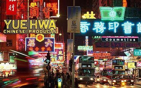 Hong Kong mat danh hieu 'thien duong mua sam' - Anh 1