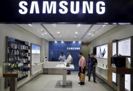 Samsung se ban mang kinh doanh may in cho HP - Anh 1