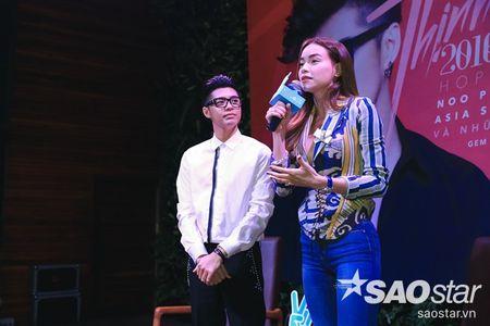 Ha Ho 'truyen bi kip' cho Noo Phuoc Thinh tung hoanh 'Asia Song Festival 2016' - Anh 6