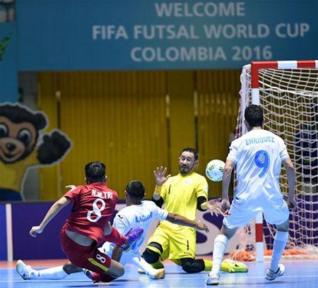 FIFA phong van doc quyen 2 tuyen thu futsal Viet Nam - Anh 2