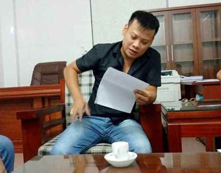 Vu san phu tu vong sau sinh tai tram y te: Tai xe: 'Toi chi cham khoang 10 phut'. - Anh 2