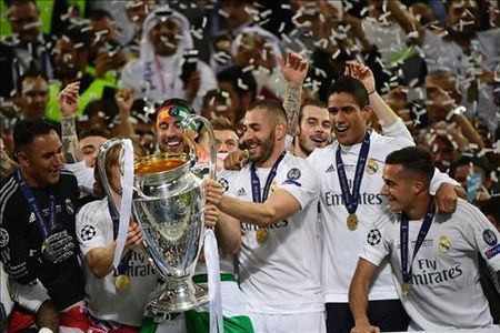 "Zidane: ""Real khong phai ung vien so 1 cho ngoi vo dich UCL"" - Anh 1"