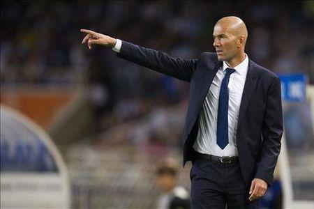 "Zidane: ""Real khong phai ung vien so 1 cho ngoi vo dich UCL"" - Anh 2"