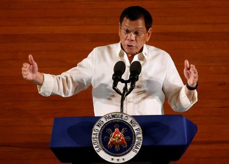 Ong Duterte khang dinh da chu dong tu choi gap ong Obama o Lao - Anh 1