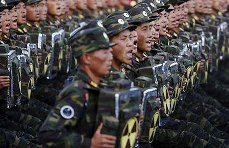 Trieu Tien 'kho bao', Trung Quoc dau dau - Anh 1