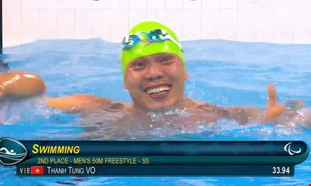 Vo Thanh Tung xuat sac doat HCB boi Paralympic - Anh 2