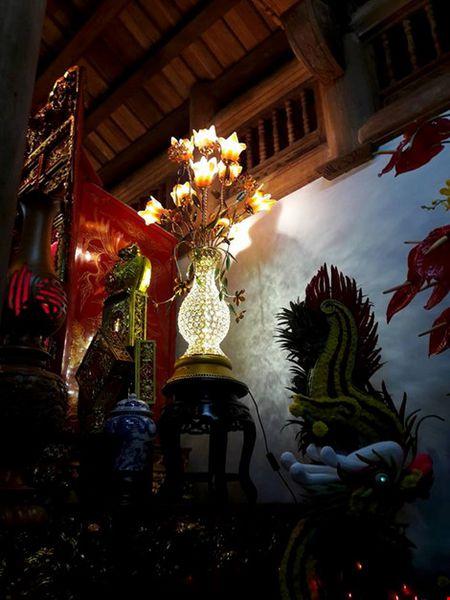 Chi tiet su ruc ro, dat tien khap noi o nha tho To cua Hoai Linh - Anh 13