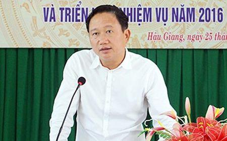 Duoc trieu tap, ong Trinh Xuan Thanh van chua co mat o Hau Giang - Anh 1