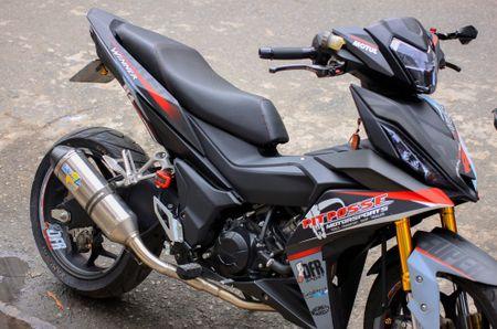 Honda Winner 150 do do choi hang hieu cua biker An Giang - Anh 1