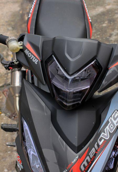 Honda Winner 150 do do choi hang hieu cua biker An Giang - Anh 2