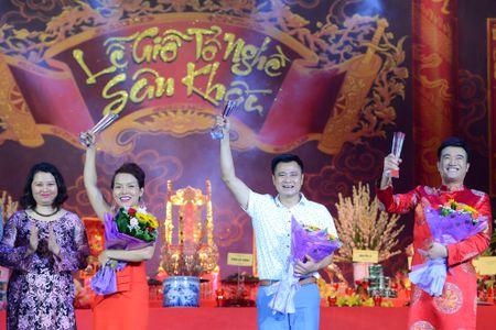Dam Vinh Hung ra Ha Noi dang huong To nghe san khau - Anh 11