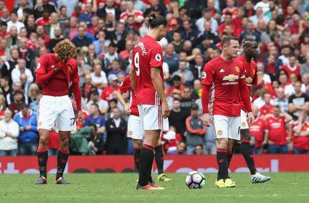 Noi bo MU cai nhau giua hiep derby Manchester - Anh 1