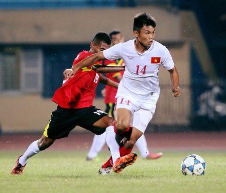 Cac chan sut choi hieu qua, U19 Viet Nam dan 2-0 - Anh 1