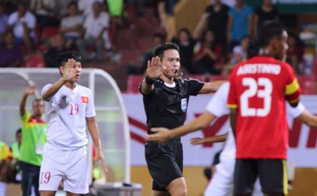 Cac chan sut choi hieu qua, U19 Viet Nam dan 2-0 - Anh 2