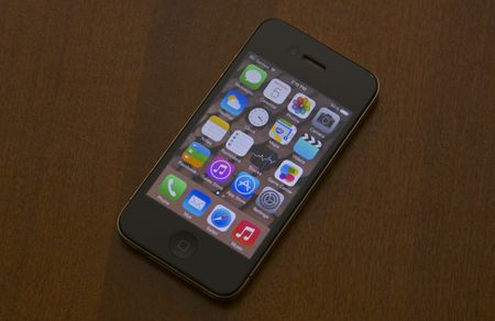 Ngay cuoi cung cua iPhone 4 - Anh 3