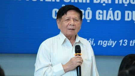 Hiep hoi cac truong DH ung ho thi trac nghiem nam 2017 - Anh 1