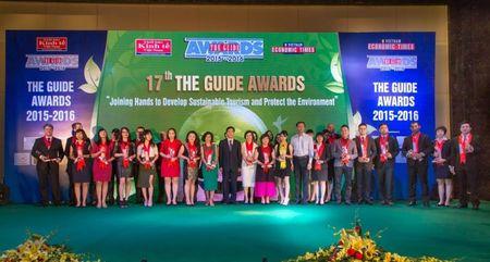 FLC Sam Son dat giai kien truc dep nhat tai The Guide Award 2016 - Anh 2