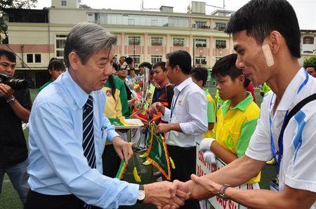 TP.HCM: Hoi thao CNV-LD nganh cao su - Anh 1