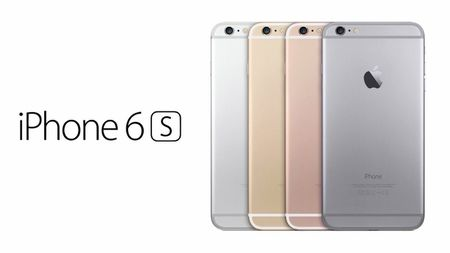 Apple iPhone 6s la smartphone ban chay nhat the gioi trong quy vua qua - Anh 1