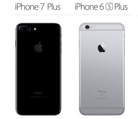 iPhone 7 Plus va iPhone 6s Plus: Dau la khac biet dang nang cap? - Anh 1