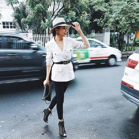 Ngam street style tu tinh te den goi cam cua my nhan Viet tuan qua - Anh 1