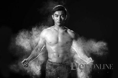 VDV The duc dung cu Pham Phuoc Hung - Thang nguoi len de chien thang - Anh 1