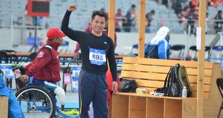 Cao Ngoc Hung gianh huy chuong dien kinh dau tien cho Viet Nam o Paralympic - Anh 1