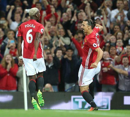 The thao 24h: Ibrahimovic bao ve Paul Pogba truoc du luan - Anh 1