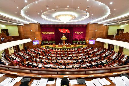 Nghi quyet Hoi nghi Trung uong 4 (khoa XII) ve tang cuong xay dung, chinh don Dang - Anh 1