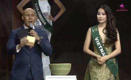 Gap su co chung ket Miss Earth: Nam Em lai tran tinh - Anh 1