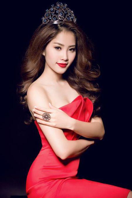 Gap su co chung ket Miss Earth: Nam Em lai tran tinh - Anh 2