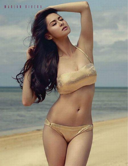 My nu 'cua' tong thong Philippines qua nong bong sau sinh con - Anh 24