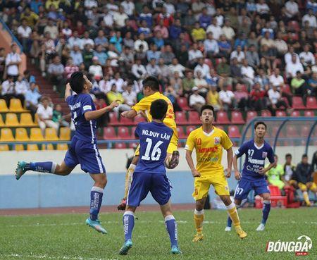 VCK U21 Quoc gia: Danh bai Than Quang Ninh, Ha Noi T&T tranh chung ket Sanna Khanh Hoa - Anh 4