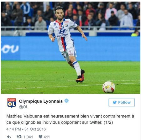 Lyon noi gi ve tin don qua doi cua Mathieu Valbuena? - Anh 2