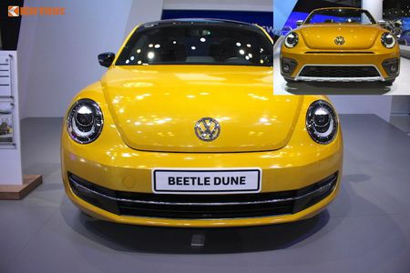Volkswagen Viet Nam dem Beetle 'fake' den VIMS 2016 - Anh 2