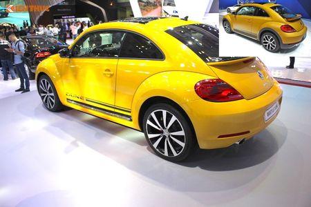Volkswagen Viet Nam dem Beetle 'fake' den VIMS 2016 - Anh 6