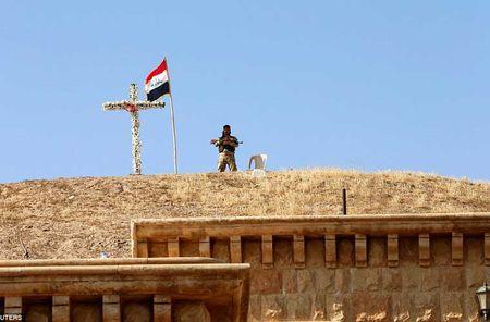 Le cau nguyen dau tien sau giai phong gan Mosul - Anh 10