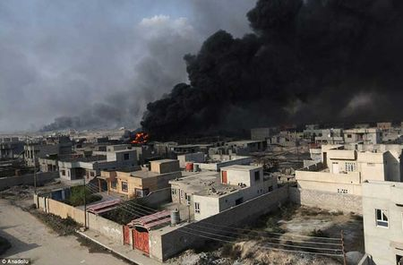 Le cau nguyen dau tien sau giai phong gan Mosul - Anh 11