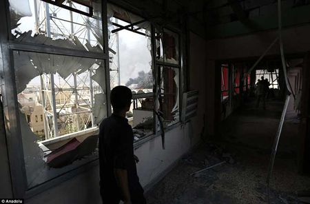 Le cau nguyen dau tien sau giai phong gan Mosul - Anh 12