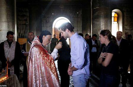 Le cau nguyen dau tien sau giai phong gan Mosul - Anh 1