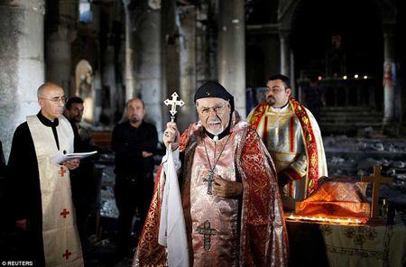 Le cau nguyen dau tien sau giai phong gan Mosul - Anh 4